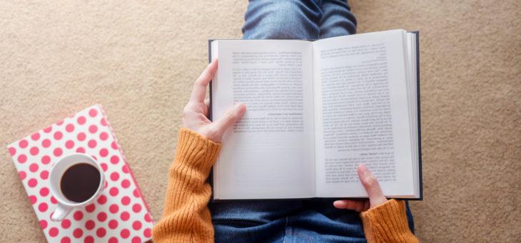 Börja året med en läsretreat – billigt och förtjusande!